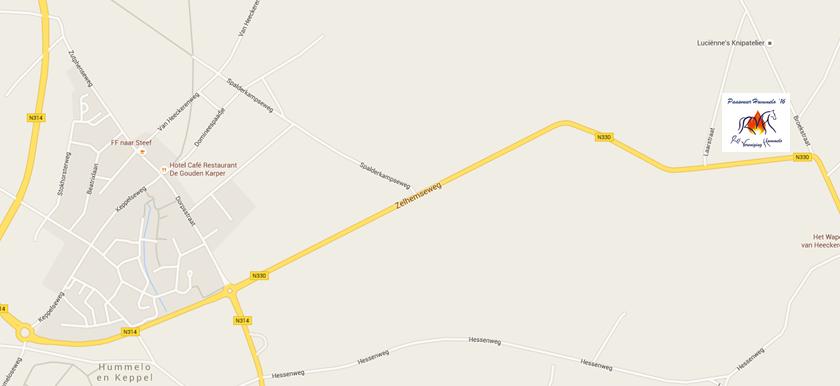 Terrein Paasvuur Laarstraat